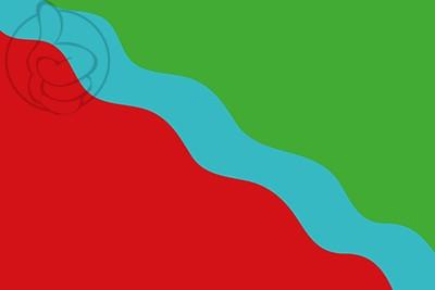 Bandera Baños de Río Tobía