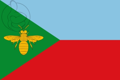 Bandera Belvís de la Jara