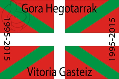Bandera País Vasco Personalizada