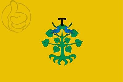 Bandera La Selva del Camp