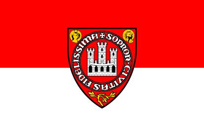 Bandera Sopron