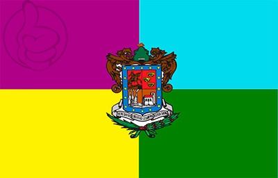 Bandera Michoacan