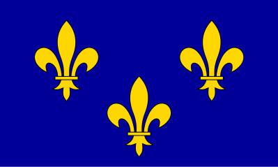 Bandera Île-de-France