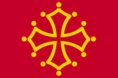 Bandera Midi-Pyrénées