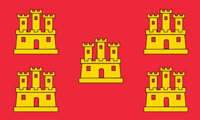 Bandera Poitou-Charentes