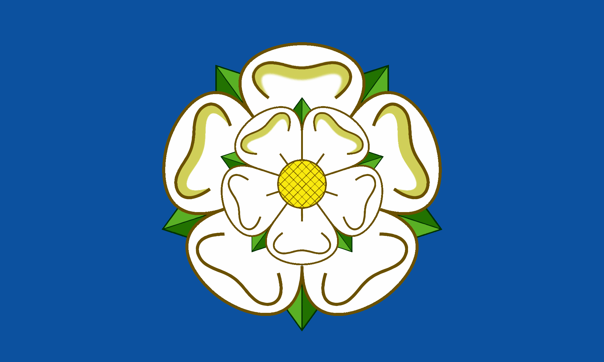Bandera Yorkshire