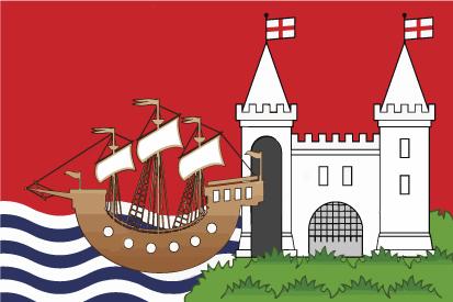 Bandera Bristol