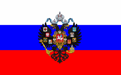 Bandera Russian Empire