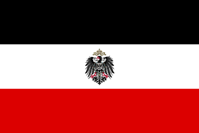 Bandera Imperio Alemán
