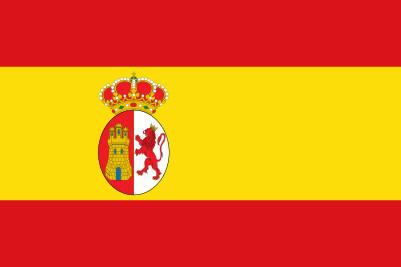 Bandera España 1785
