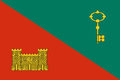 Bandera Huelma