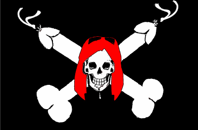 Bandera Molly Roger
