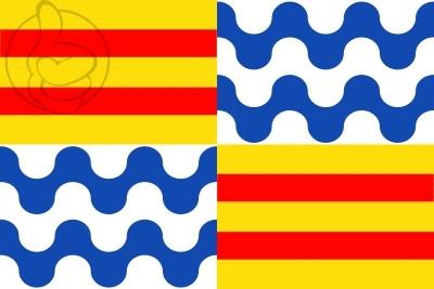 Bandera Badalona