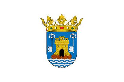 Bandera Castell de Guadalest, el