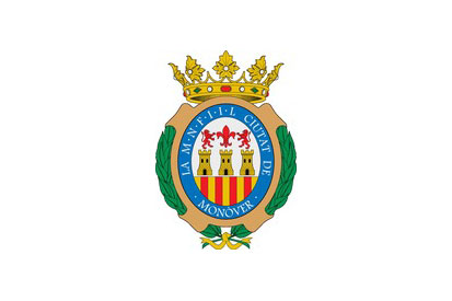 Bandera Monóvar/Monòver