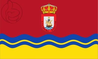 Bandera Sanlúcar de Barrameda