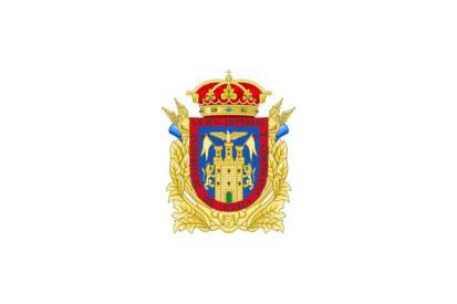 Bandera Madrigal de las Altas Torres