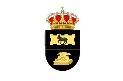 Bandera San Martín de la Vega del Alberche