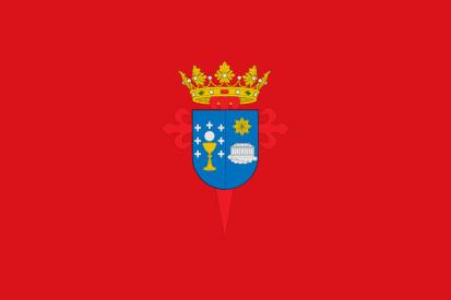 Bandera Santiago de Compostela