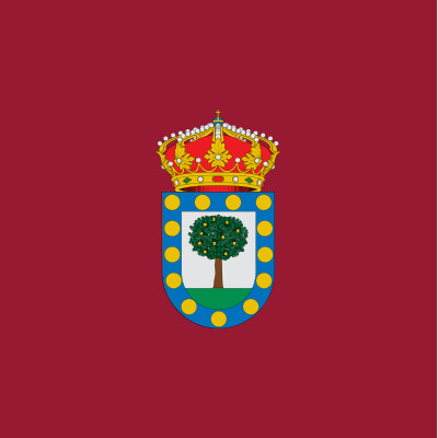 Bandera Villafranca de la Sierra