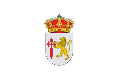 Bandera Calera de León