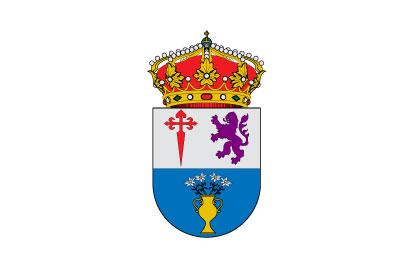 Bandera Puebla de Sancho Pérez