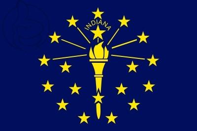 Bandera Indiana