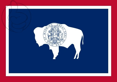 Bandera Wyoming