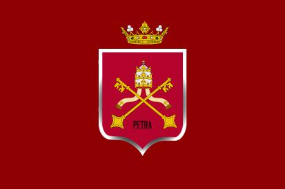 Bandera Petra