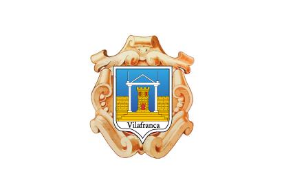 Bandera Vilafranca de Bonany