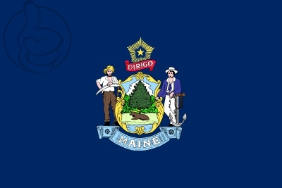 Bandera Maine