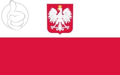 Bandera Poland W/S