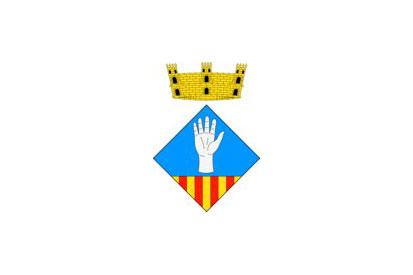 Bandera Esplugues de Llobregat