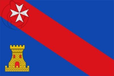 Bandera Binéfar
