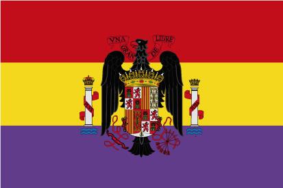 Bandera Preconstitucional Republicana