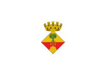 Bandera Olesa de Montserrat