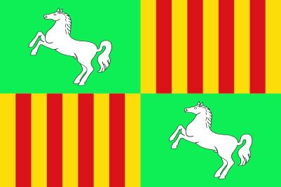 Bandera Parets del Vallès