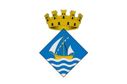 Bandera Premià de Mar