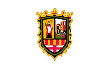 Bandera Sant Fruitós de Bages