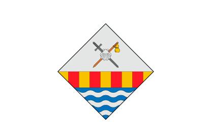Bandera Sant Pol de Mar