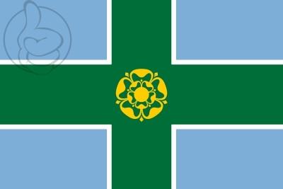Bandera Derbyshire
