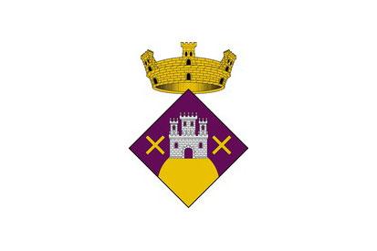 Bandera Sant Vicenç de Torelló