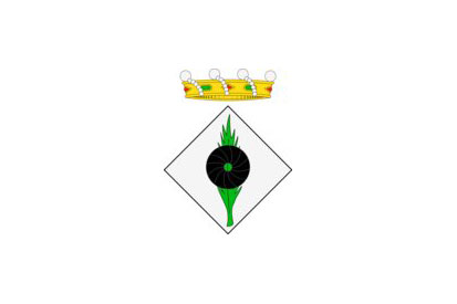 Bandera Sant Vicenç dels Horts