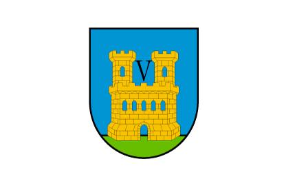 Bandera Santa Cecília de Voltregà