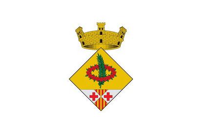 Bandera Santa Eugènia de Berga
