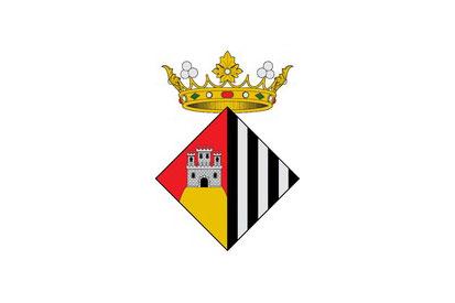Bandera Santa Maria de Besora