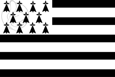 Drapeau Bretagne