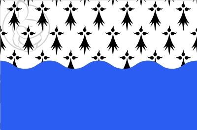 Drapeau Morbihan