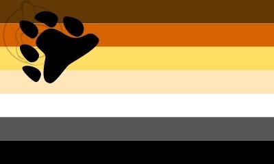 Bandera Comunidad de osos