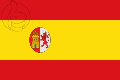 Drapeau Première République Espagnole